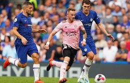Lịch thi đấu vòng 25 Ngoại hạng Anh: Leicester - Chelsea, Tottenham - Man City