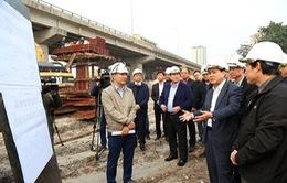 Đẩy nhanh việc xây dựng cầu vượt qua hồ Linh Đàm