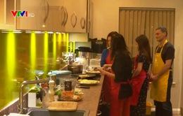 Lớp dạy nấu món ăn Việt Nam tại Anh