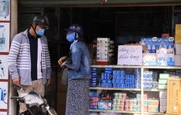 Chợ sỉ vật dụng y tế ở TP.HCM: Nhiều cửa hàng treo biển cháy hàng khẩu trang