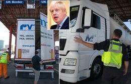 Anh kiểm tra hải quan và biên giới đối với hàng hóa EU