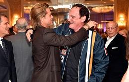 Oscar 2020: Đây là cách Brad Pitt ca ngợi Quentin Tarantino