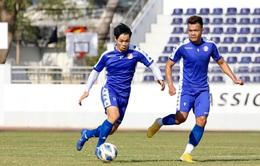 AFC Cup: Công Phượng nhận trọng trách trên hàng công CLB TP Hồ Chí Minh