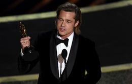 Oscar 2020: Lần đầu tiên giành giải, Brad Pitt xúc động