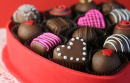 Chocolate do người Việt sáng tạo được ưa chuộng trước ngày lễ tình nhân