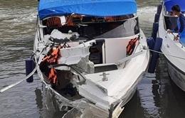 Hai tàu cao tốc va chạm ở ngoài khơi làm 22 người thương vong