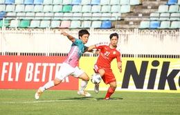 Công Phượng lập công, CLB TP Hồ Chí Minh chia điểm với Yangon United