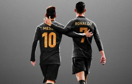 """Số 1 thế giới: """"Vua bóng đá"""" gạch tên Messi"""
