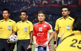 AFC Cup ngày 11/2: Than Quảng Ninh và CLB TP Hồ Chí Minh xuất trận