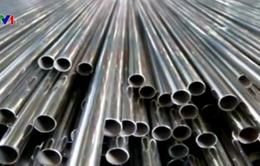 EEC chấm dứt điều tra biện pháp tự vệ đối với ống thép không gỉ