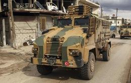 Nguy cơ đụng độ Thổ Nhĩ Kỳ - Syria
