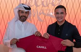 Tim Cahill trở thành đại sứ World Cup 2022