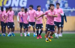CLB Hà Nội trở lại tập luyện sau 1 tuần gián đoạn vì virus Corona
