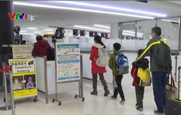 Nhật Bản cấm nhập cảnh đối với khách từ Chiết Giang