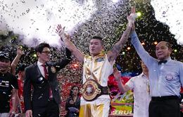 Trương Đình Hoàng tham dự trận đấu bảo vệ đai WBA Đông Á hạng trung