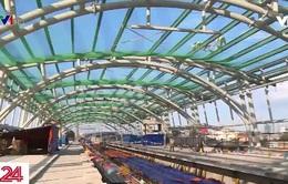 TP.HCM: Tuyến Metro số 1 tăng tốc để hoàn thành đúng hẹn