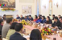 Thúc đẩy quan hệ đối tác chiến lược toàn diện Việt Nam - Ấn Độ