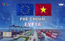 Việt Nam cần tận dụng tối đa lợi thế thương mại từ EVFTA