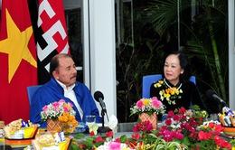 Đoàn đại biểu cấp cao Đảng Cộng sản Việt Nam thăm và làm việc tại Nicaragua