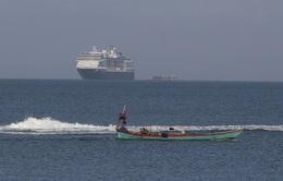 Du thuyền Westerdam được phép cập cảng tại Campuchia