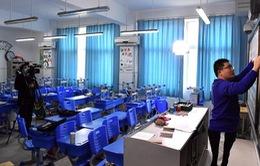 Trung Quốc tổ chức học trực tuyến cho học sinh, sinh viên