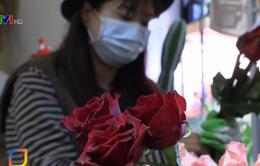 Không khí ảm đạm dịp Lễ Tình nhân tại Trung Quốc