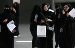 Phụ nữ Saudi Arabia được trao thêm quyền bình đẳng trong các vụ ly hôn
