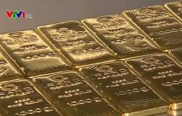 Thị trường vàng Trung Quốc ảm đạm