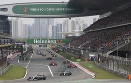 CHÍNH THỨC: Chặng đua F1 tại Trung Quốc bị hoãn do dịch Covid-19