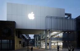 """Ngày Valentine, Apple Store mở cửa trở lại ở Trung Quốc trong """"sợ hãi"""""""
