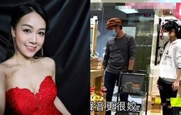 Hậu bê bối ngoại tình, Á hậu Hong Kong 2012 đã tìm thấy người đàn ông mới?
