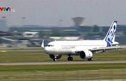 Mỹ tăng thuế đối với Airbus