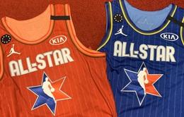 Áo đấu NBA All-star 2020 sẽ có những chi tiết tôn vinh Kobe Bryant