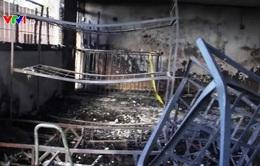 Cháy trại trẻ mồ côi ở Haiti, 15 trẻ em thiệt mạng