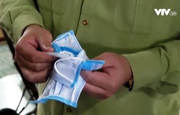Kinh hoàng công nghệ sản xuất khẩu trang bằng... giấy vệ sinh