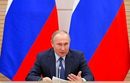 Tổng thống Nga ký sắc lệnh trưng cầu dân ý sửa đổi hiến pháp