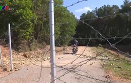 Chấn chỉnh tình trạng phá dỡ hàng rào trên cao tốc La Sơn - Túy Loan