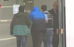Đức bắt giữ 12 đối tượng tình nghi khủng bố