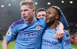 Man City đề bạt đội trưởng mới trong mùa giải 2020/2021
