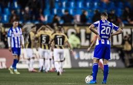 Đoàn Văn Hậu vẫn không được ra sân, SC Heerenveen nối dài mạch trận thất vọng!