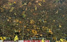 Bất ngờ với đội bóng có lượng fan đến sân nhiều nhất mùa