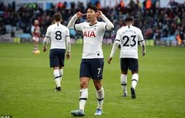 Son Heung-min đi vào lịch sử giải Ngoại hạng Anh