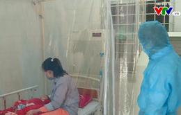 Sức khỏe bé 3 tháng tuổi ở Vĩnh Phúc nhiễm COVID-19 tiến triển tốt