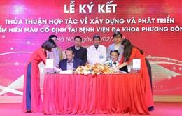 Hà Nội: Thêm điểm hiến máu cố định tiếp sức người bệnh