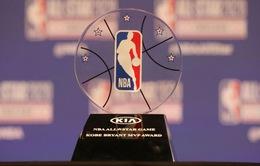 Sẽ có 1 giải thưởng mang tên Kobe Bryant tại NBA All-star