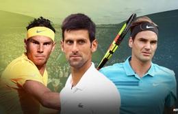 Federer, Djokovic và Nadal tư vấn cho quyết định hoãn thêm các giải đấu của ATP