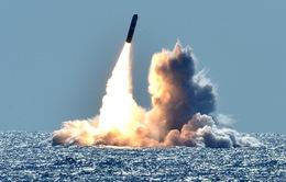 Mỹ thử tên lửa đạn đạo Trident II lần thứ 178