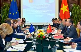 Việt Nam và EU mong muốn tiếp tục làm sâu sắc hơn quan hệ hợp tác toàn diện