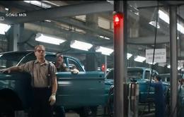 Giải Oscar cho một bộ phim về xe hơi