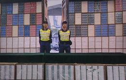 Hong Kong (Trung Quốc) triệt phá vụ án buôn lậu lớn nhất trong 20 năm qua